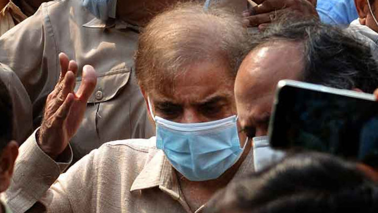Nawaz Sharif's brother Shahbaz was sent to jail in money laundering case