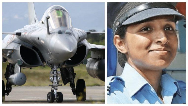 काशी की शिवांगी सिंह बनीं राफेल स्क्वाड्रन की पहली महिला फाइटर पायलट