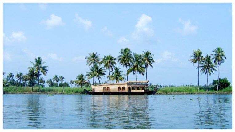 केरल का अल्लेप्पी है एक लोकप्रिय पर्यटन स्थल