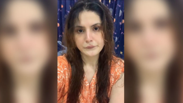 zareen-khan-angry-on-lilavati-hospital-and-staff-says-they-are-doing-business