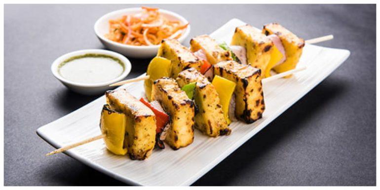 पनीर अनारदाना कबाब बनाकर बढ़ाएं अपनी पार्टी की रौनक