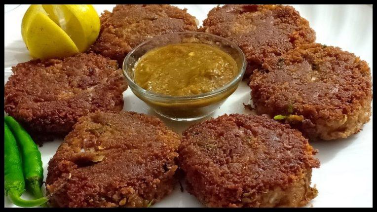 इस रेसिपी को फॉलो कर बनाएं सोया कबाब