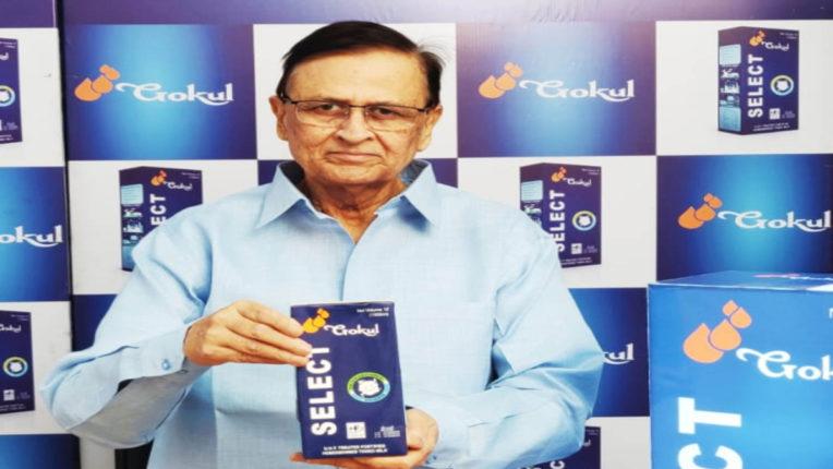 'गोकुल' का टेट्रा पैक मिल्क लॉन्च