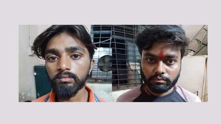 डम्पर चुराने वाले दो चोर गिरफ्तार