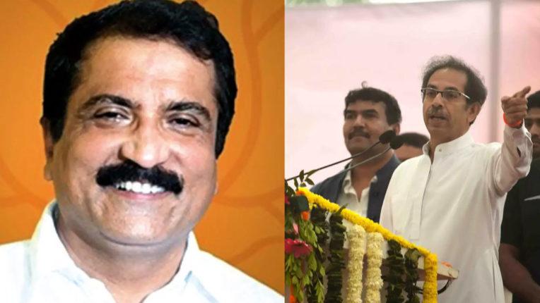 CM उद्धव को BJP नेता अतुल भातखलकर का पत्र, कहा- मदरसे भी बंद करके दिखाओ