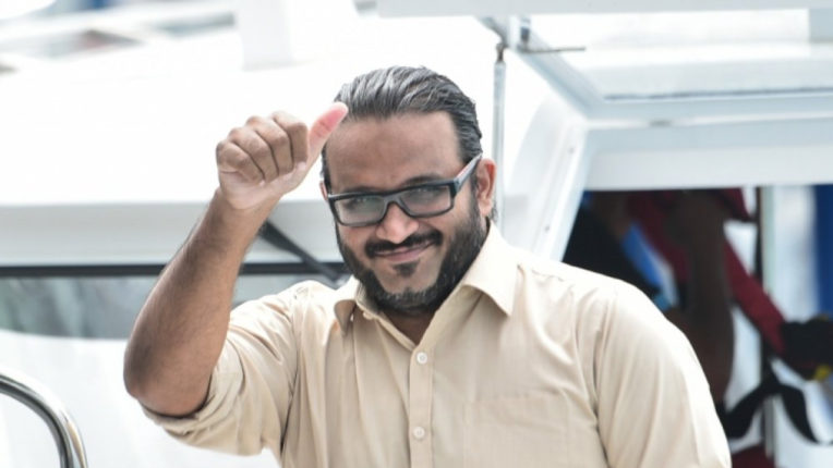 Former Maldives Vice President imprisoned for 20 years in money laundering, fined $ 1,29,800