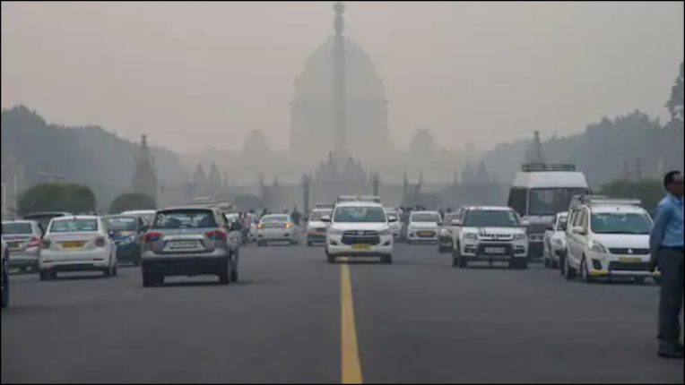 Air quality 'poor' in Delhi, change in wind stance may improve
