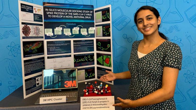 US: कोरोना पर किए रिसर्च के लिए 14 साल की अनिका ने जीते 25,000 डॉलर