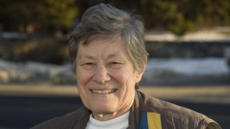 Anti-nuclear weapons activist Sister Ardeth Platte dies at age 84