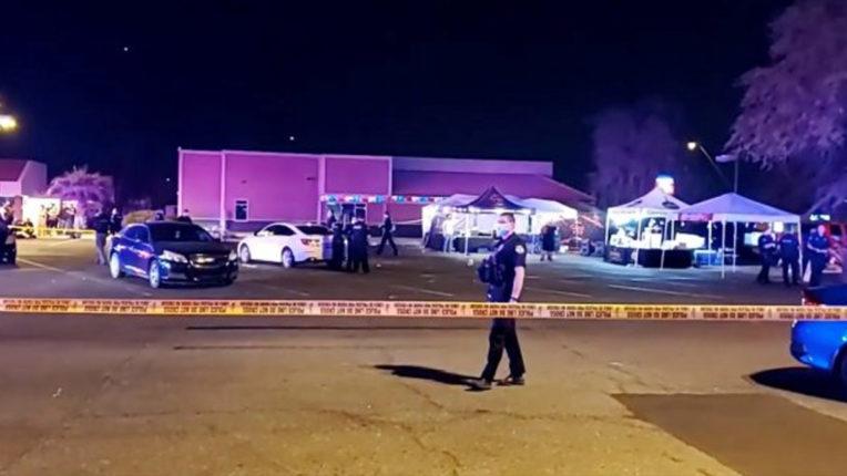 एरिजोना में पार्किंग स्थल पर गोलीबारी, एक वर्ष के बच्चे की हालत गंभीर