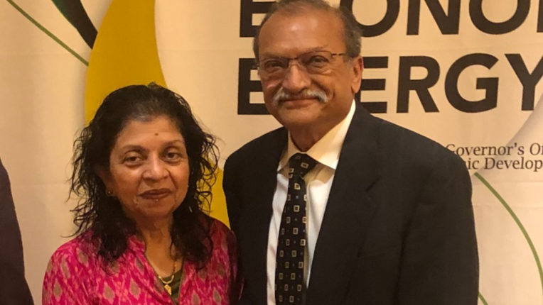 Indian honored with 'Life Time Achievement Medal' in America for contribution in biotechnology and pharmaceutical sector