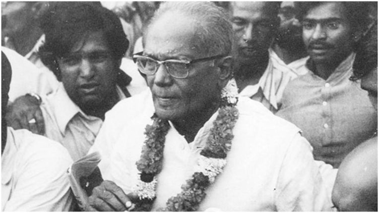 BJP leaders remember JP's struggle against Emergency on his death anniversary