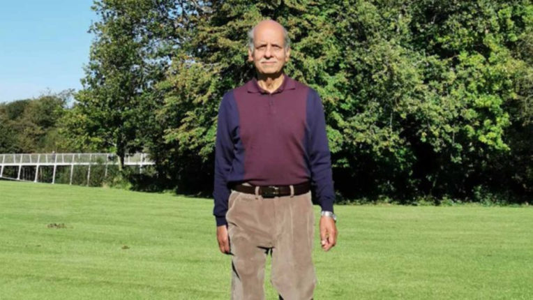 Vinod Bajaj has walked equal to the circumference of the Earth, applied for the Guinness World Record