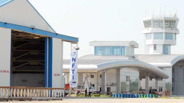 Birsi, Gondia Airport