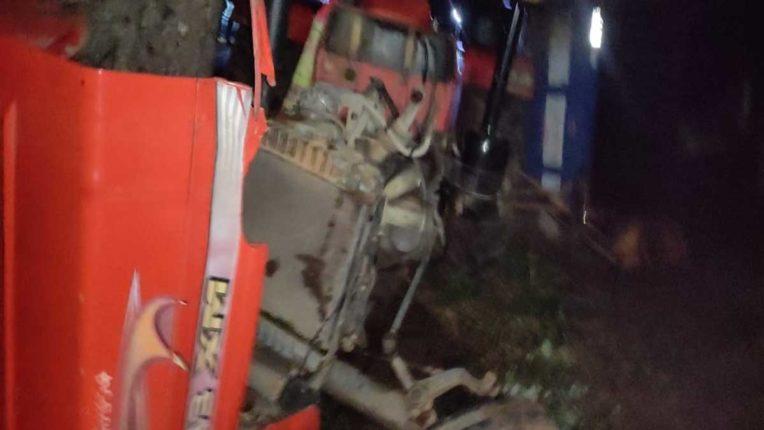 दो दुर्घटना में 1 की मृत्यु, 2 महिलाएं घायल