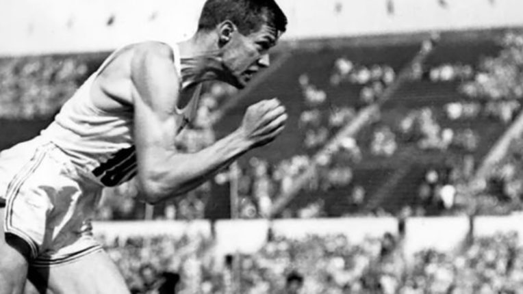 1952 Olympic champion runner Charlie Moore passed away