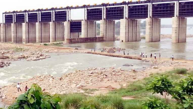 Chichadoh Barrage gates will be closed from 15
