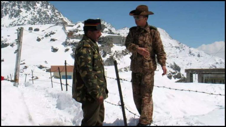 Chinese soldier caught in Ladakh, army engaged in investigation