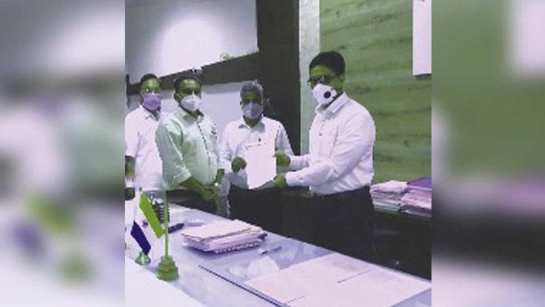 राजस्व कर्मचारियों की समस्या को जल्द से जल्द हल करे : जिलाधिकारी एम.डी. सिंह