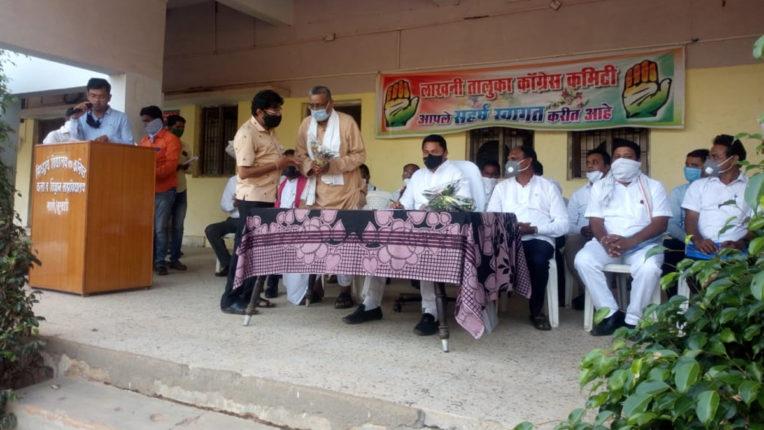 राकांपा के पूर्व जिल्हाध्यक्ष कांग्रेस में जाने की तैयारी में !