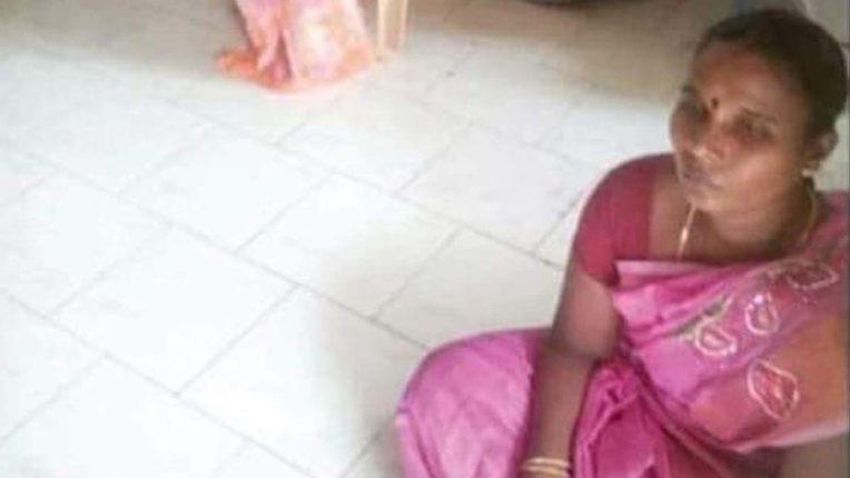 Dalit Woman Panchayat Presidnet, Tamilnadu