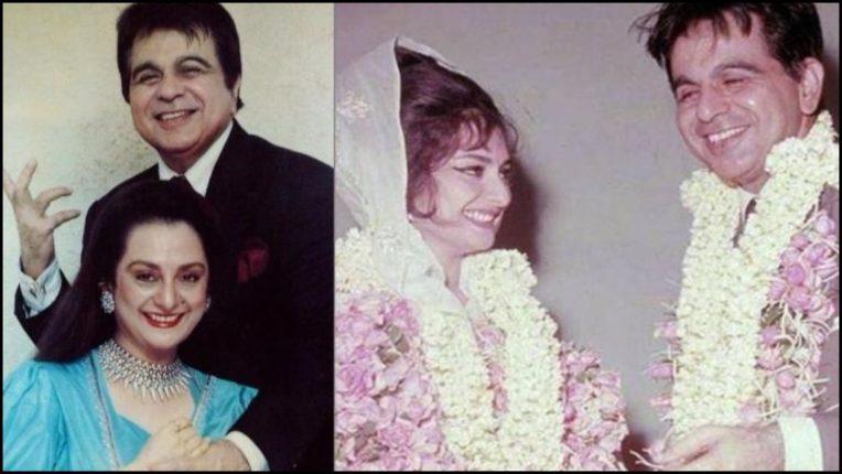 दिलीप कुमार-सायरा बानो ने बताया 54 साल साथ रहना का राज़