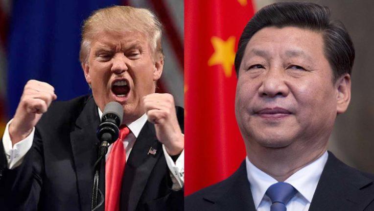 """कोविड-19 को दुनियाभर में फैलाने की चीन को ''बड़ी कीमत"""" चुकानी होगी : ट्रम्प"""