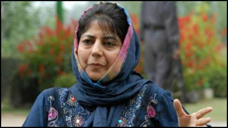 ED's summons to Farooq Abdullah showing nervousness of Central: Mehbooba Mufti
