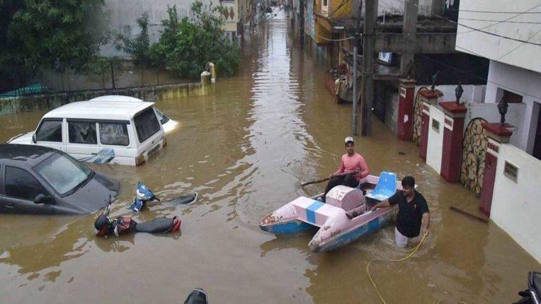 Flood Hyderabad
