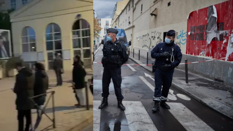Alert of terrorist threat in France: Home Minister said, 'very high' risk of terrorist threat on country, increased security