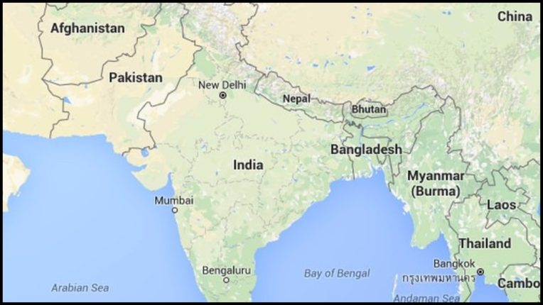 Government warns Twitter about wrong map of India