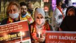 Hathras Gang Rape, Candle March