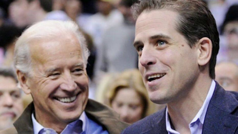 FBI begins investigation into email case involving Joe Biden's son Hunter