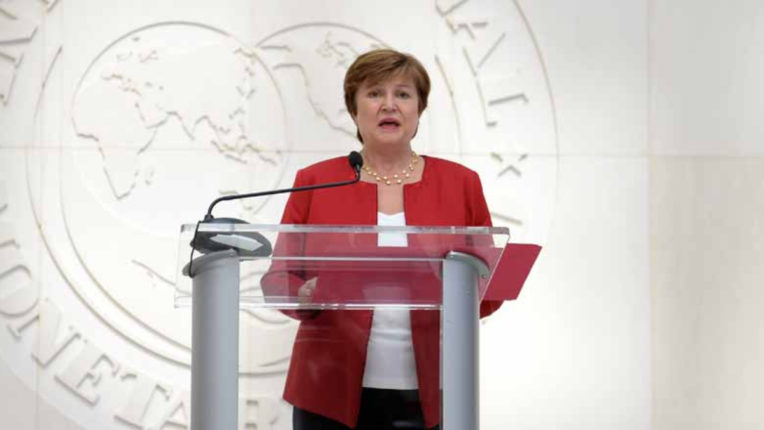 India should focus on safety, health of the people: Kristalina Georgieva