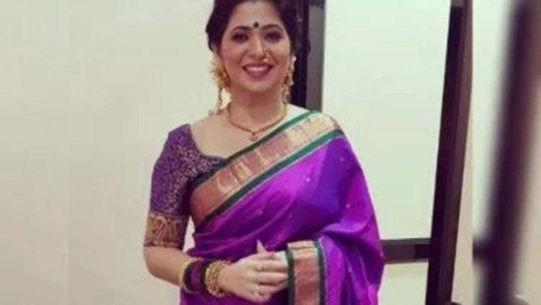 मराठी अभिनेत्री दीपाली सैय्यद को धमकी