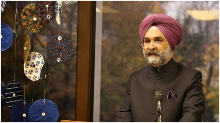 Indian Ambassador discusses bilateral matters with US Finance Minister, Health Minister