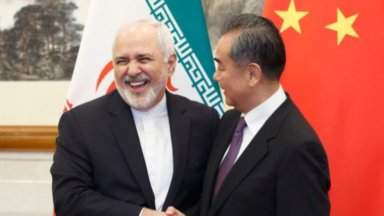 Iran's foreign minister will visit China