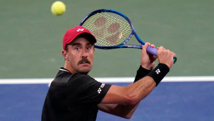 Johnson beats Cilic in first round of Cologne Championships