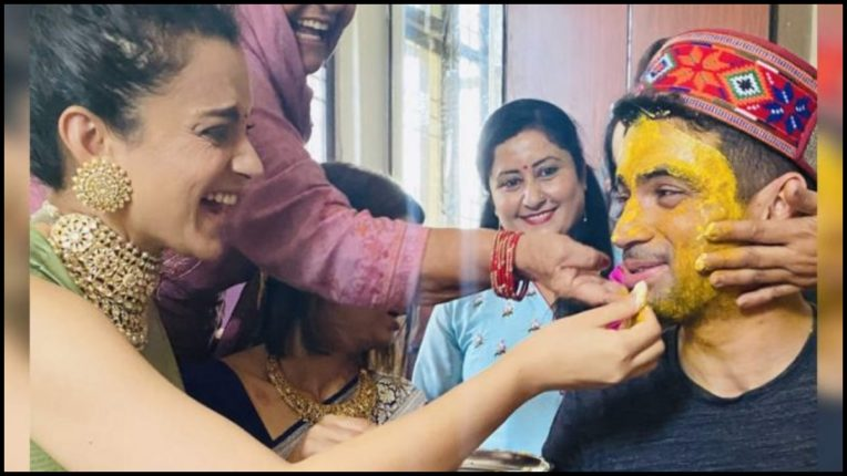 Kangana Ranaut's brother Akshat ready to get married, see photos