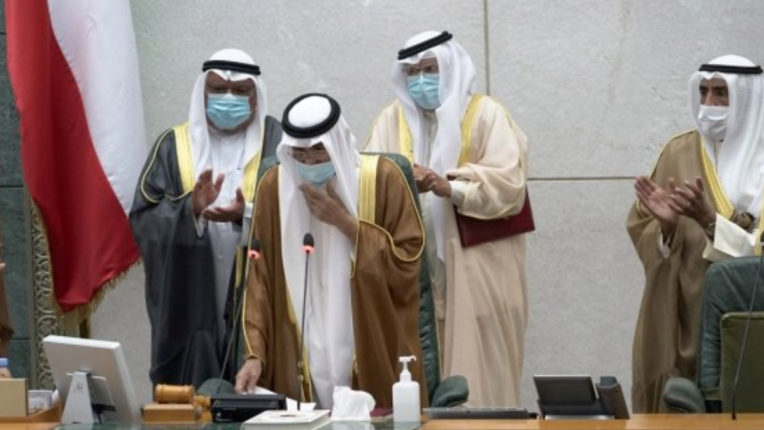 Kuwait National Guard minister becomes new crown prince