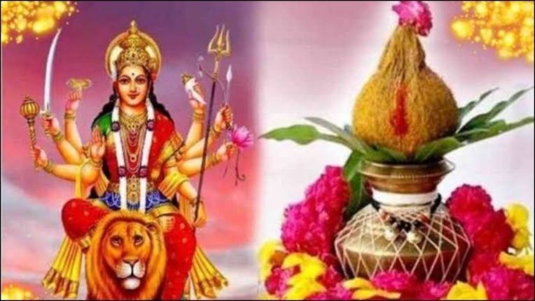 Learn the rules and worship method of establishing the urn in Navratri.
