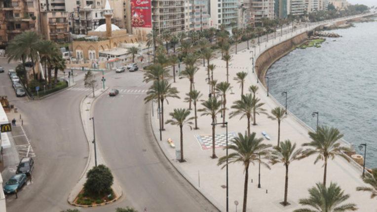 Lebanon orders lockdown in 169 towns, villages