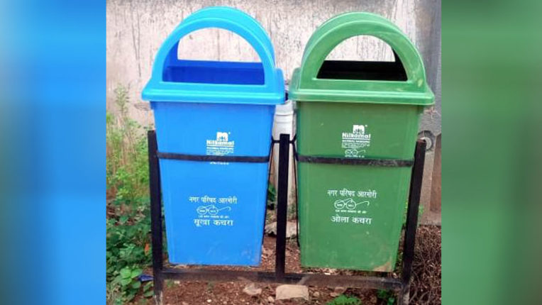 Managing the city's waste from 100 garbage bags