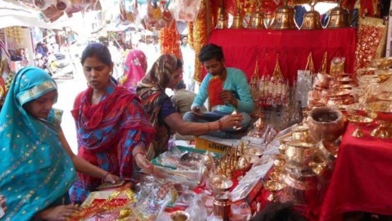 नवरात्रि पर्व: व्यापार जगत की उम्मीदें जागी