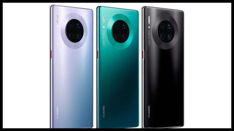Huawei ने लॉन्च किया अपना Mate 30E Pro स्मार्टफोन, जानें स्पेसिफिकेशन्स