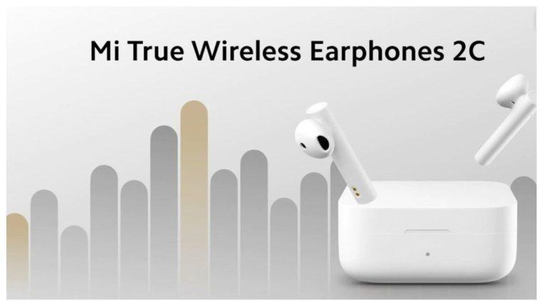 Mi True Wireless Earphones 2C भारत में लॉन्च, जानें स्पेसिफिकेशन्स