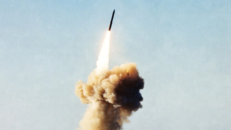 Pentagon estimates $ 95.8 billion cost on 'Mintman 3' missile