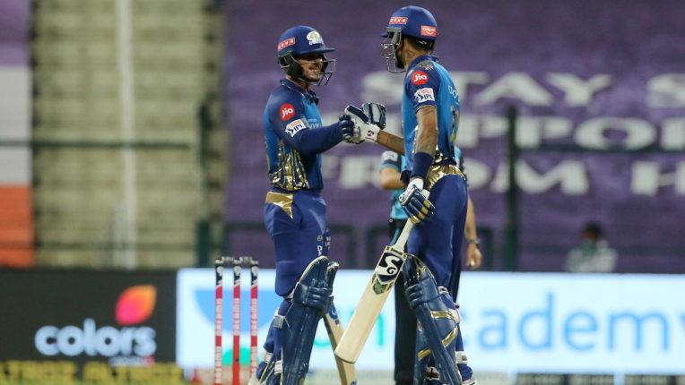KKR को आठ विकेट से हराकर मुंबई ने दर्ज की लगातार पांचवीं जीत