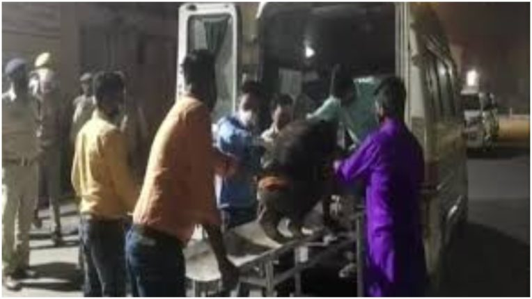 Nine killed, 32 injured in roadways bus and jeep collision in Pilibhit