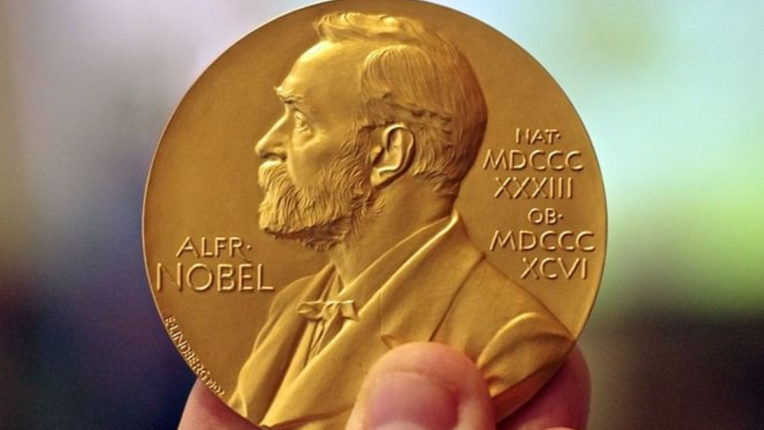 Nobel peace prize winner announced today